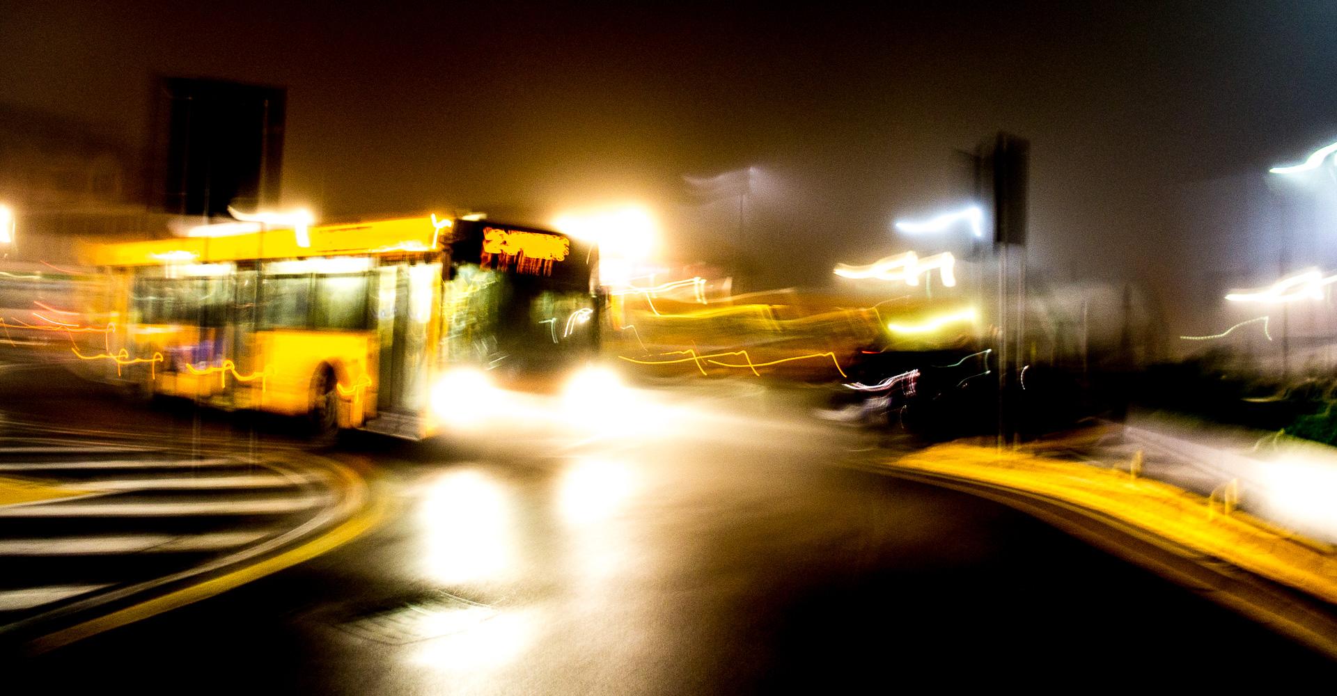 Chi guida l'autobus?
